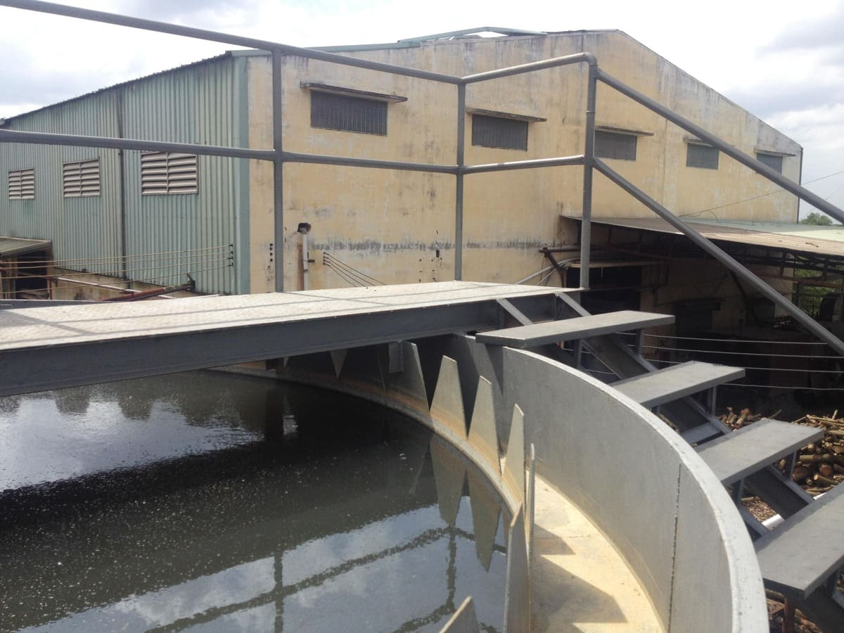 Design, construction and installation of wastewater treatment systems for Hong Loi Paper Company