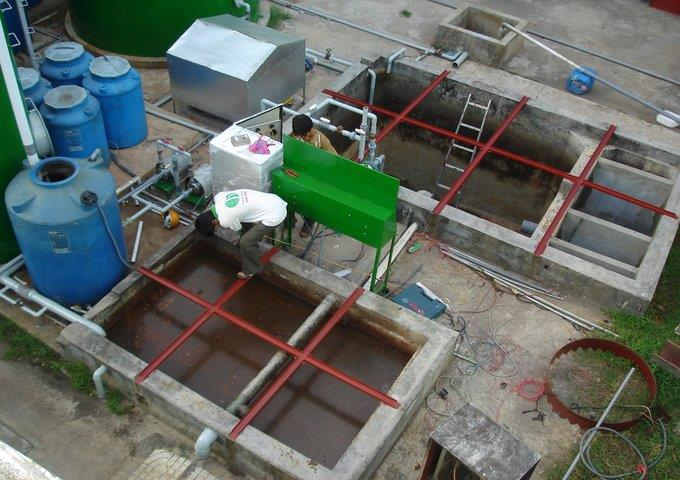 Improvement of Waste Water Treatment System 3/2