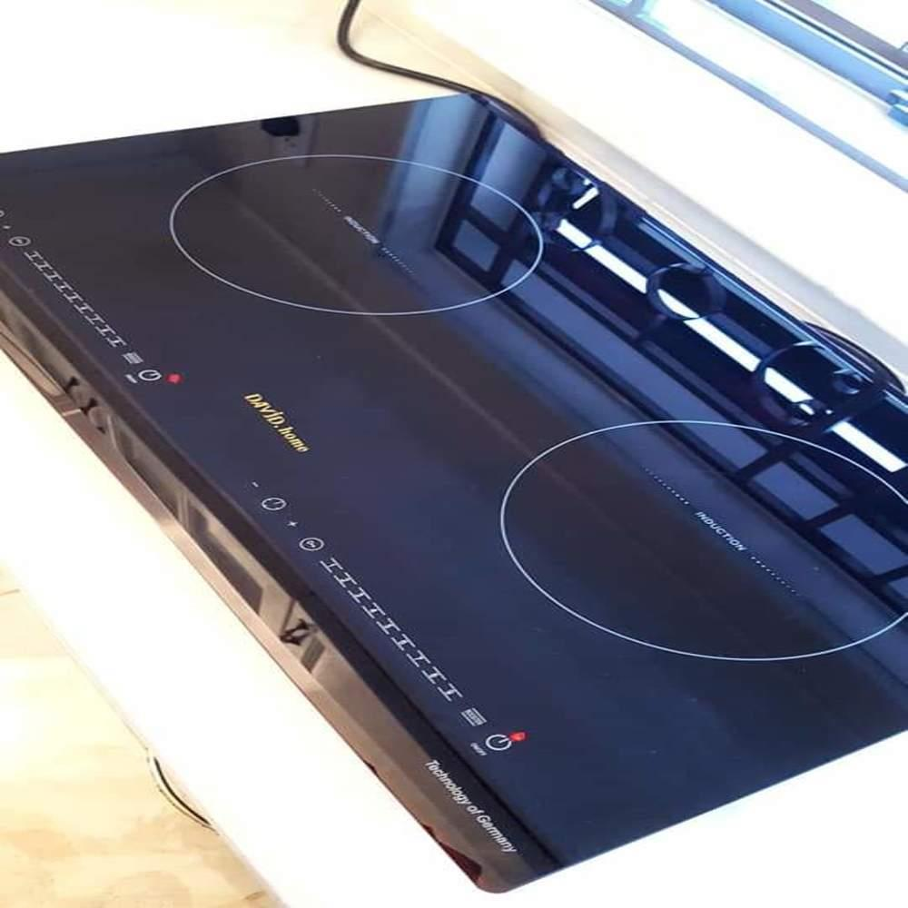 Double induction hob DH-02